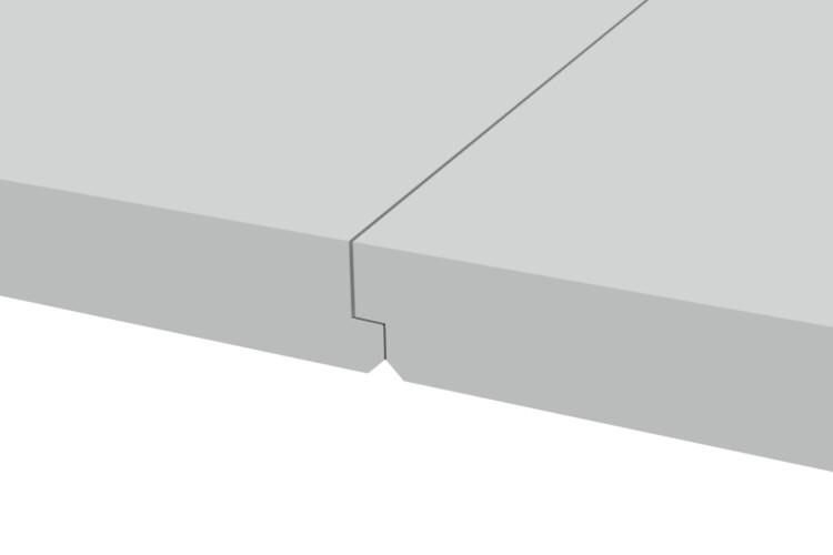 Troldtekt edge K5-F