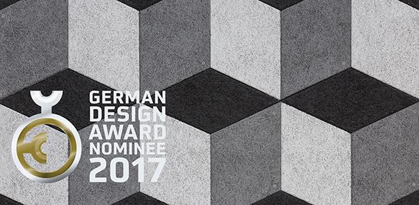 Troldtekt German Design nominee 2017