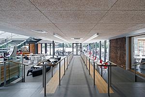 Troldtekt - Terrace Restaurant London Zoo