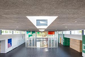 Troldtekt, Psychiatric hospital Esbjerg