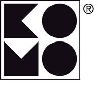 Troldtekt, KOMO logo