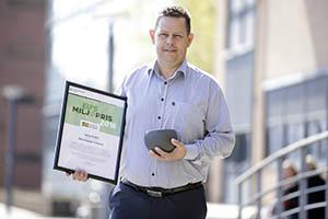 Troldtekt vinder EU miljøpris 2016