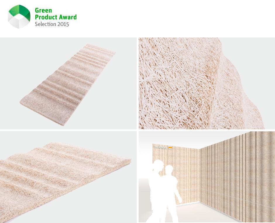 Troldtekt Green Product Award