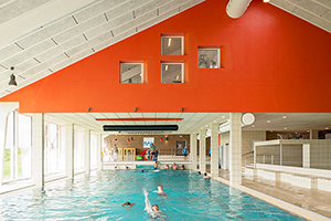 Troldtekt, Ringkøbing Swimming Hall