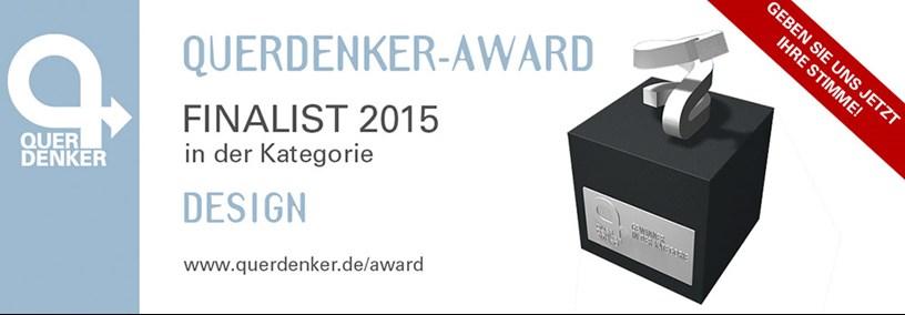 Querdenker Awards Finalist