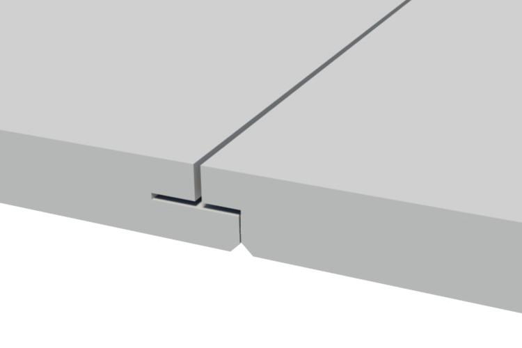 Troldtekt edge K5-FS