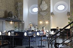 Troldtekt - Restaurant Taarnet